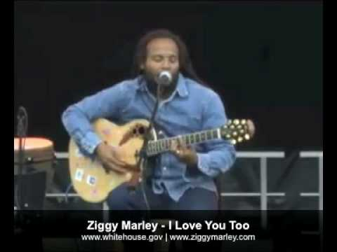 Ziggy Marley | I Love You Too | White House Easter Egg Roll