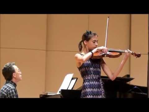 Дворжак Антонин - Violin sonatina, Op.100 (с партией)
