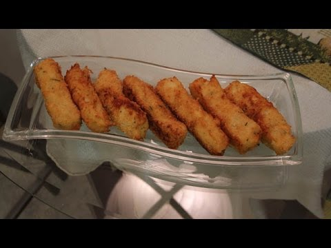 Easy Potato Croquettes Recipe