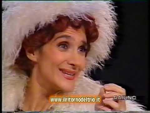 Anna Marchesini: Molly, Rossana, Liuba, Giulietta, la cecata e tanto altro….. @Stelle di Natale