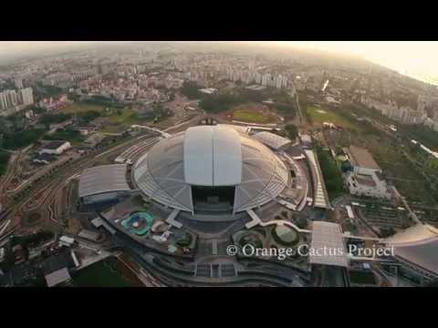 Singapore Sports Hub - A Unique Design and Architecture