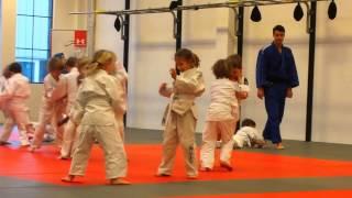 Liz Tuijn 5 judo examen 24-1-2015