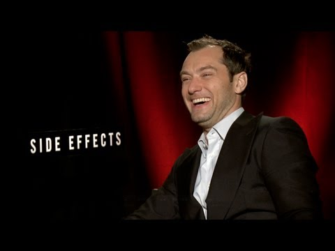 SIDE EFFECTS Interviews: Jude Law, Rooney Mara and Channing Tatum