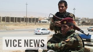 Fighting Back Against ISIS: The Battle for Iraq (Dispatch 1)