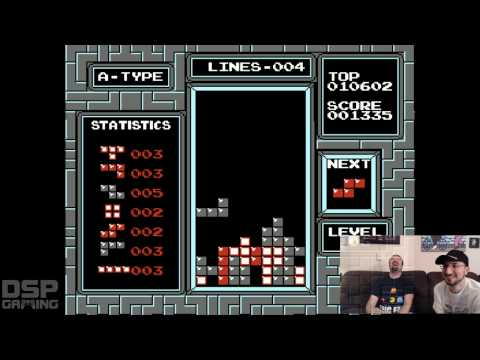 SGC Iron Man of Gaming 2013 Training - Tetris pt1