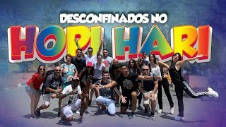 Desconfinados no Hopi Hari - DESCONFINADOS