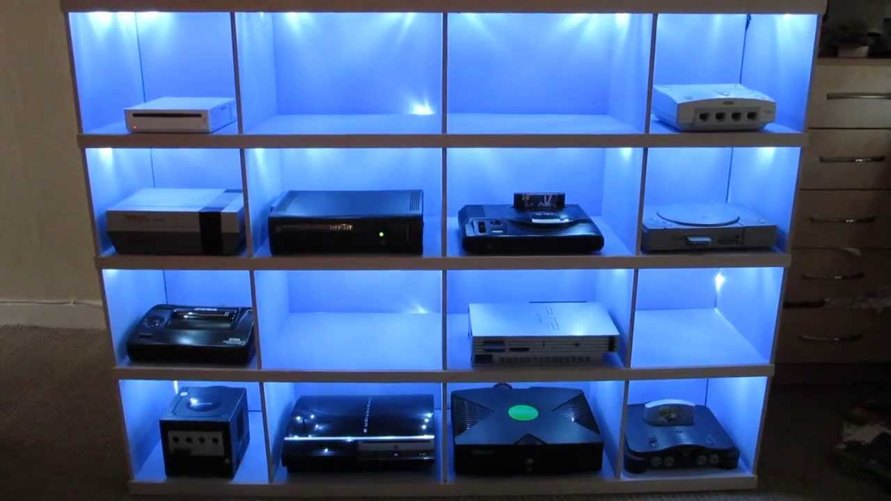 Retro Gaming Console Collection - YouTube