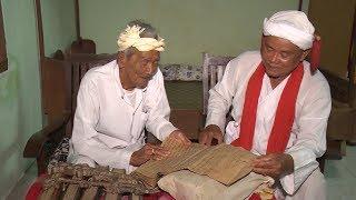 Sắc màu dân tộc: Độc đáo kinh sách lá buông của người Chăm, Ninh Thuận