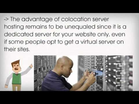 Key Points of Colocation Server Hosting