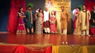 Fashion show Finale at Maharaja Agrasen Jayanti Celebration 2015 by ASUSA