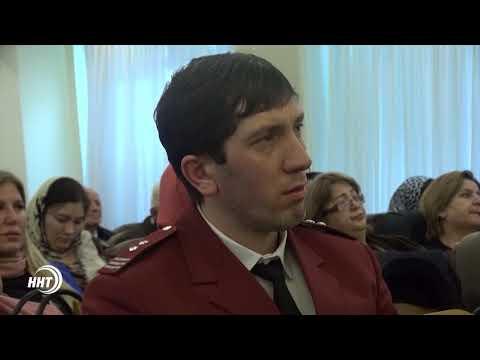 Совещание в Управлении Роспотребнадзора с директорами школ г. Махачкалы