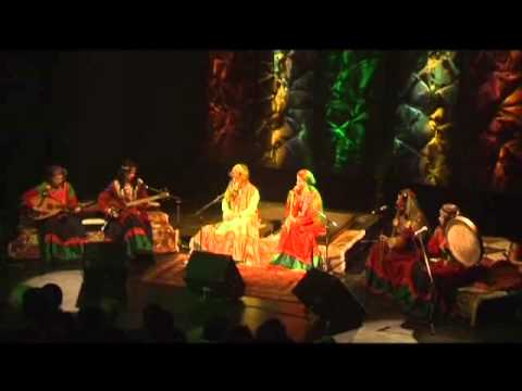 Concert Sima Bina Mit Khanoma In Canada video