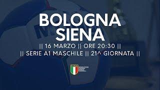 Serie A1M [21^]: Bologna - Siena 27-23