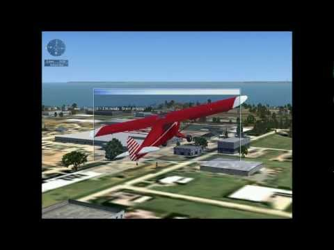 Microsft Flight + Flight Simulator - Gameplay