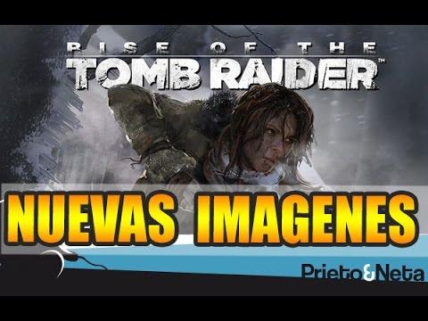 NUEVAS IMAGENES    Espectacular Lara Croft en Rise of the Tomb Raider