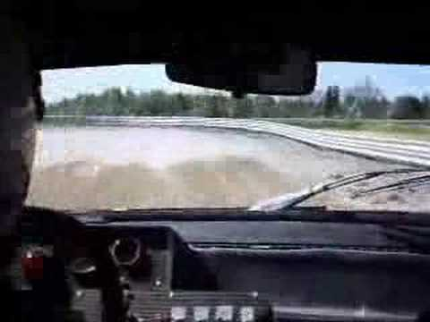NEZ rallycross VAZ-2108 vs Honda Civic Type-R