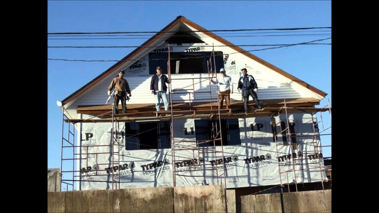 Casa estilo americano youtube for Casas estilo americano