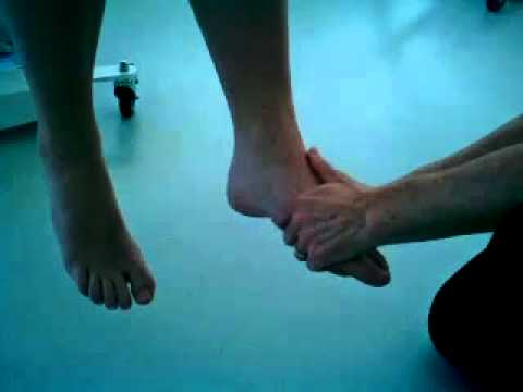 Ankle ROM