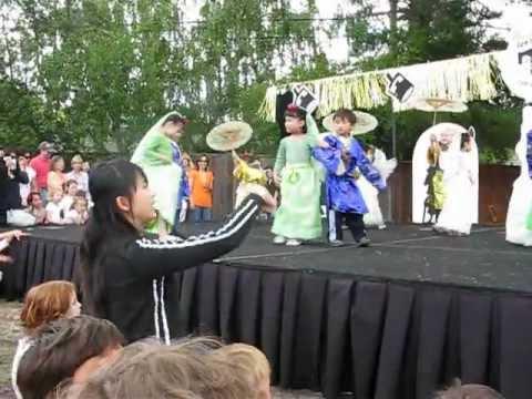 Kaden Chan 2009 Performance @  International School of the Peninsula, Palo Alto, California - 06/25/2012