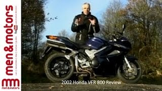 2002 Honda VFR 800 Review