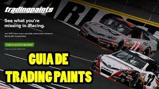 Guía de uso de Trading Paints | iRacing