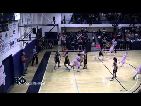 Women's Basketball Eastern Oregon University vs Northwest Christian University HD