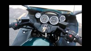 1996 Triumph Trophy 1200 Walk Around