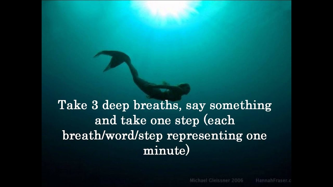 How To Become A Mermaid Without a Spell - YouTube