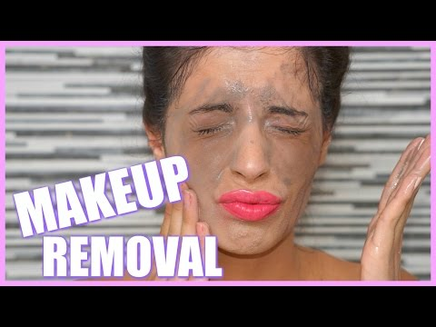 How I Remove My Makeup Skin Care Routine
