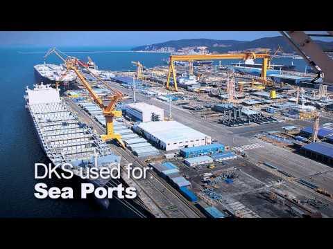 DKS: Maximum Security - Port of Long Beach & USA Border