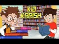 Kid Krrish Movie Cartoon | Cartoon Movies For Kids | Mission Mongolia Comp | Part 1/2 | 30 Minutes
