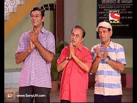 Taarak Mehta Ka Ooltah Chashmah - Episode 1387 - 12th April 2014 video
