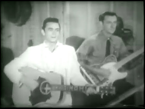 Johnny Cash - Get Rhythm Music Videos