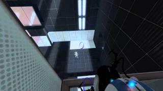 Lets Play Together Portal 2 [1152p] [GER] #02 - Von Döner kann man nie genug haben