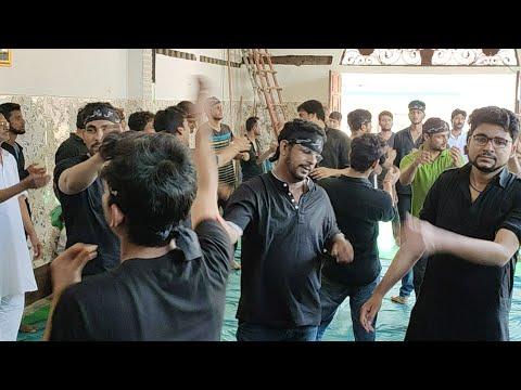Ashura Julus-e-Aza 10 Moharram Rampuri Live