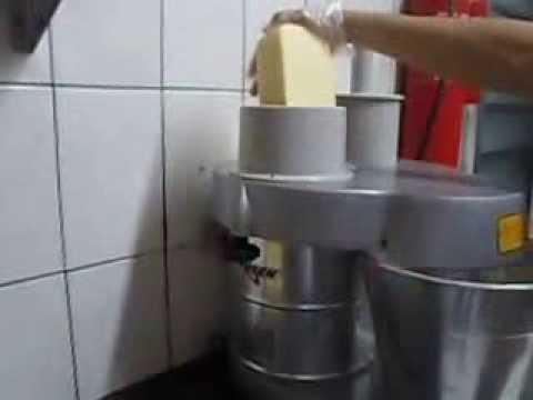 Ralador de Mussarela para pizzaria - PA14 skymsen - YouTube