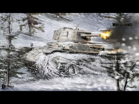 World of Tanks стрим 07.09.2016 с Иринкой