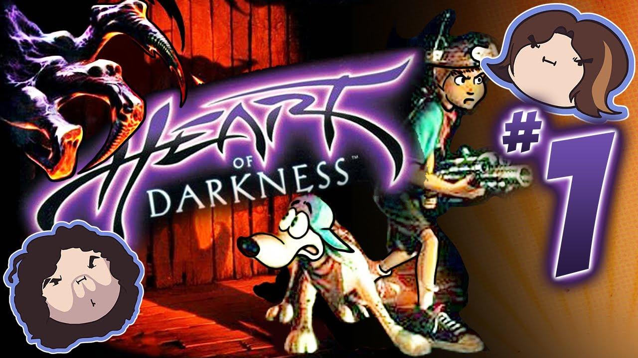 Danny Game Grumps Heart of Darkness: Got...