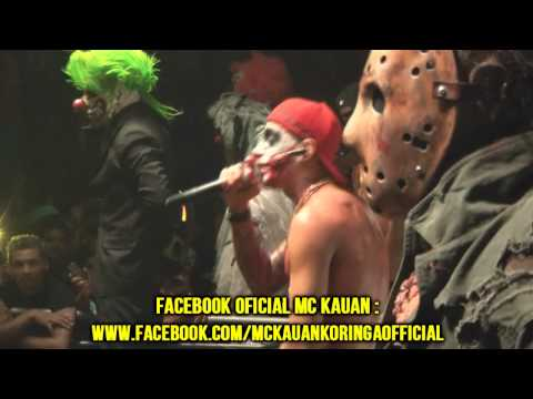 MC Kauan Ao Vivo na Nitro Night Halloween do Coringa 31/10/2013
