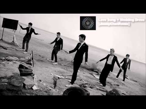 Big Bang Love Song + TaeYang Wedding Dress Remix