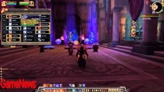 WoW Legion Alpha  Fire Mage Overview Class Changes, Abilities, Talents & Artifact