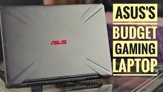 Asus TUF Gaming FX705 Full Review | Best Budget Gaming Laptop Under 60K?