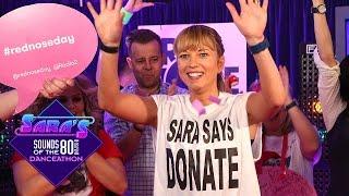 Sara Cox's 24-hour Danceathon Highlights