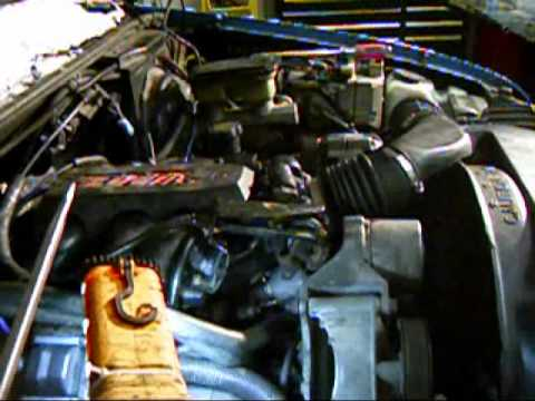GM Troubleshooting Part 6 - Exhaust Gas Recirculator (EGR) valve
