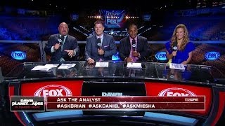 Ask the Analyst - FOX Sports 1 - UFC 175