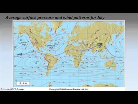 9 Global Winds - Monsoons
