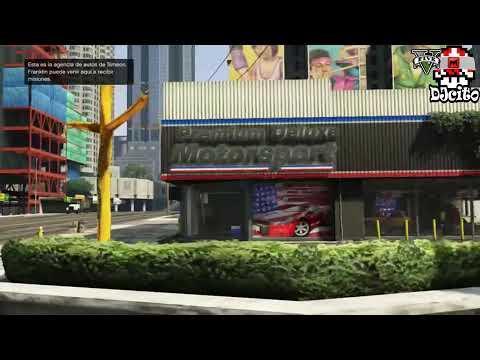 GTA V Loquendo Misión 1