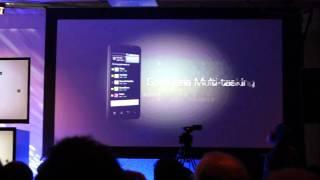 LG Optimus 2X Intro from CES 2011