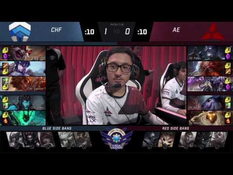 Abyss Vs Chiefs Game 2 Week 7 Day 2