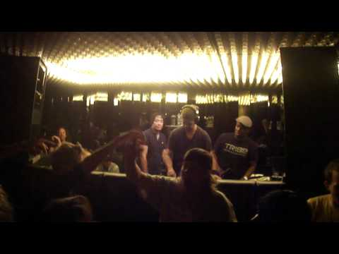 Body Music Closing Party @ Jimmy Woo - Risksoundsystem Ft. Leroy Rey (Part 2)